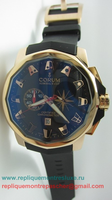 Corum Admiral's Cup Working Chronograph CMM31