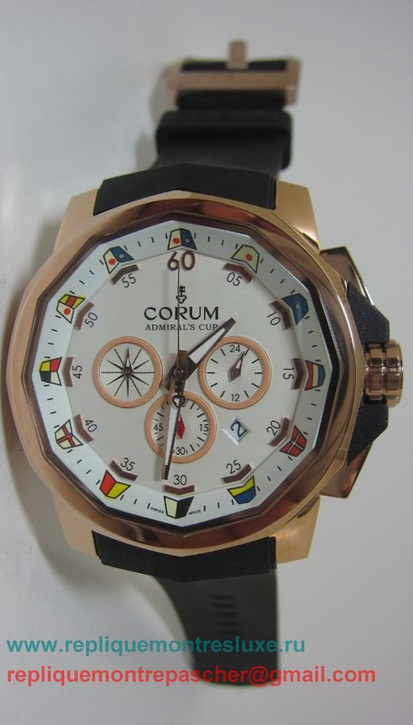 Corum Admiral's Cup Working Chronograph CMM14