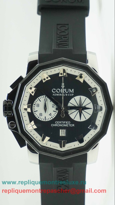 Corum Admiral's Cup Working Chronograph CMM46