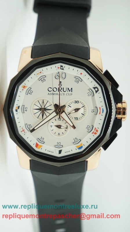 Corum Admiral's Cup Working Chronograph CMM47