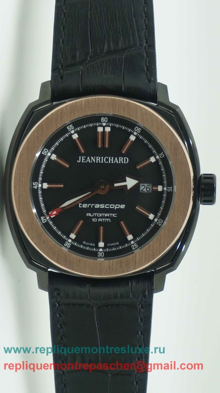 JeanRichard Terrascope Automatique JRM2