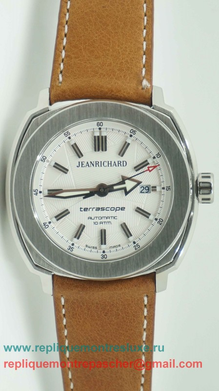 JeanRichard Terrascope Automatique JRM6