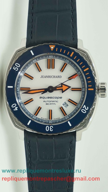 JeanRichard Aquascope Automatique JRM7