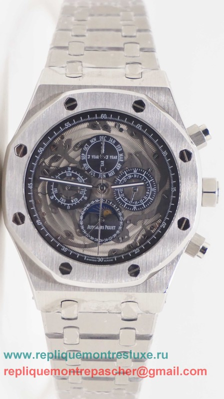 Audemars Piguet Royal Oak Automatique Moonphase S/S APM52