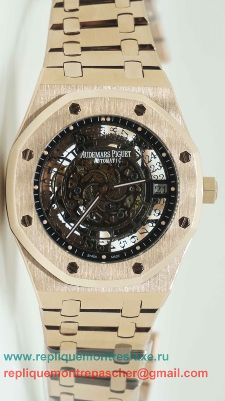 Audemars Piguet Automatique Skeleton S/S APM100