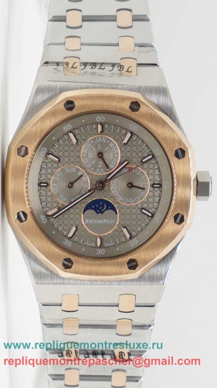 Audemars Piguet Royal Oak Automatique Moonphase S/S APM117