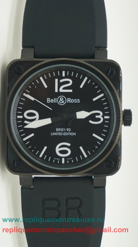 Bell & Ross BR01-92 Limited Edition Automatique BRM06