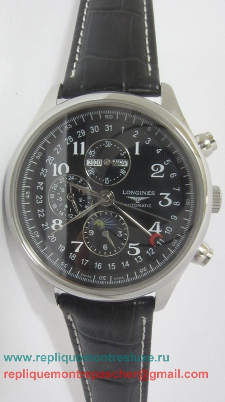 Longines Automatique Moonphase LSM6