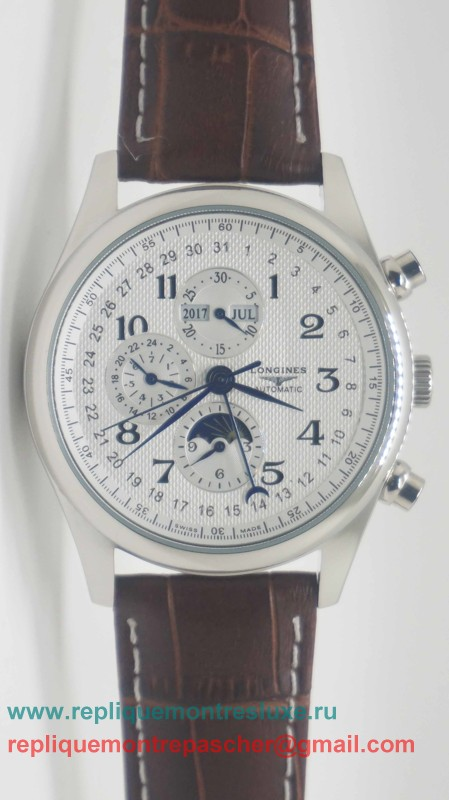 Longines Automatique Moonphase LSM7