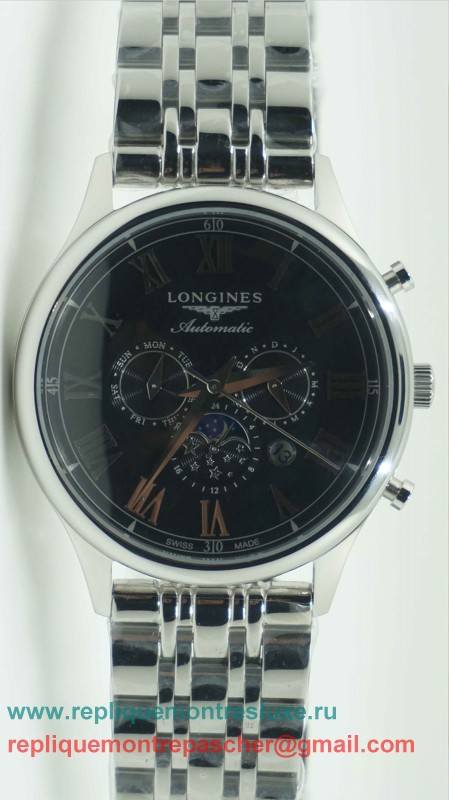 Longines Automatique Moonphase LSM17