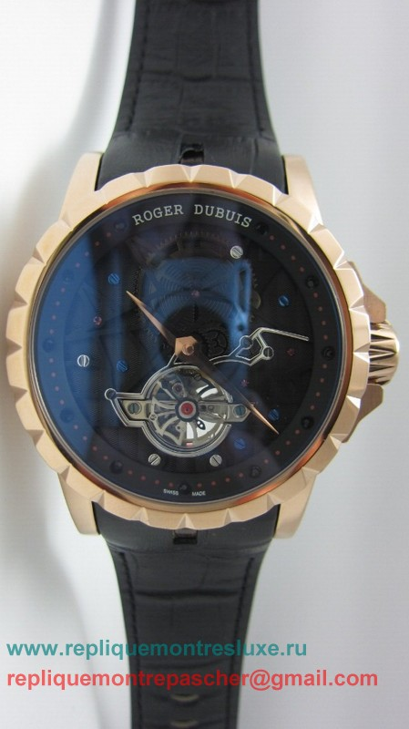 Roger Dubuis Automatique Tourbillon RDM18