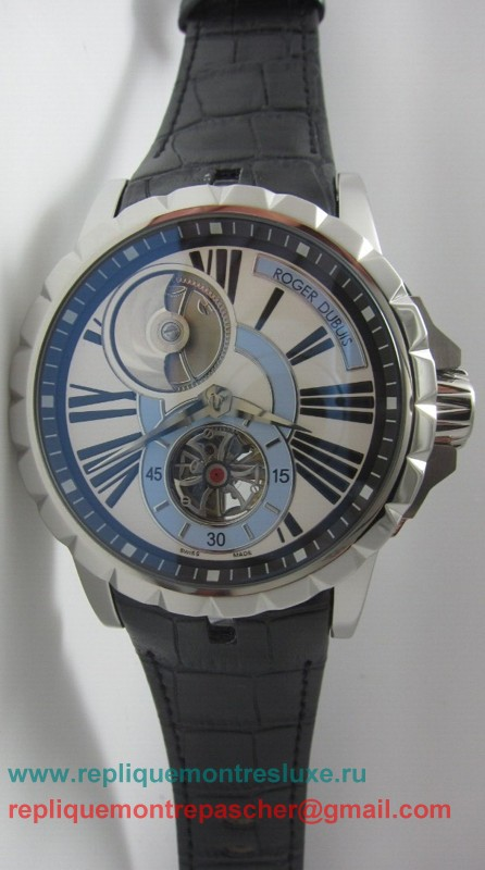 Roger Dubuis Automatique Tourbillon RDM19