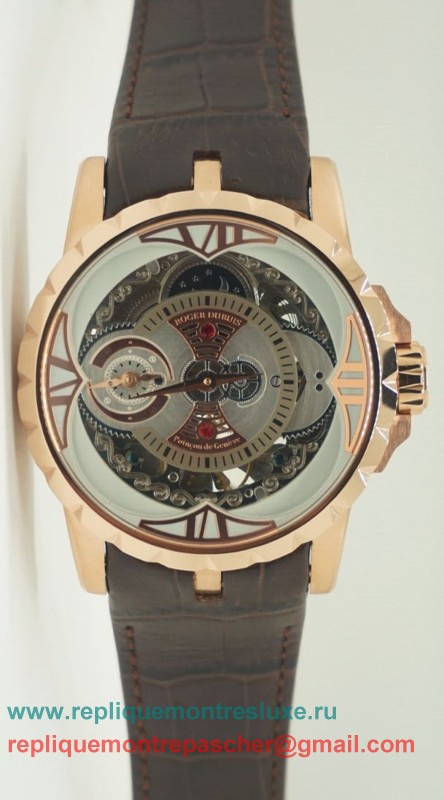 Roger Dubuis Automatique Moonphase Tourbillon RDM29