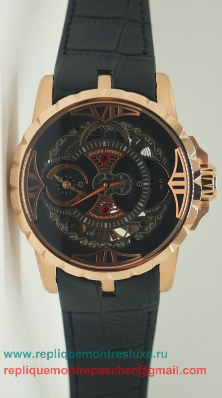 Roger Dubuis Automatique Moonphase Tourbillon RDM30