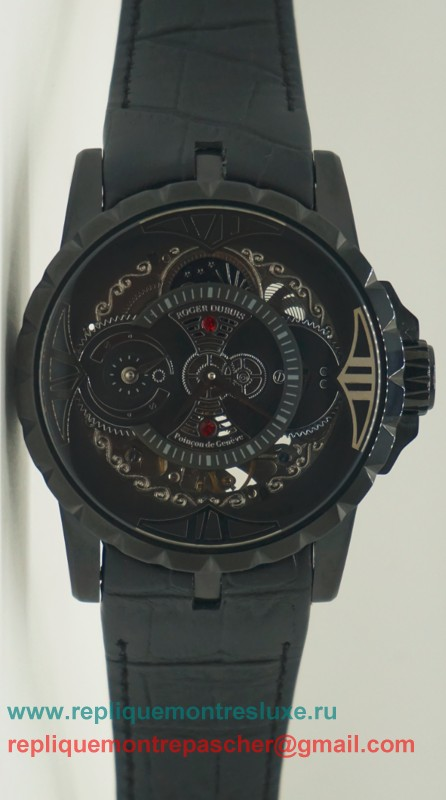 Roger Dubuis Automatique Moonphase Tourbillon RDM31