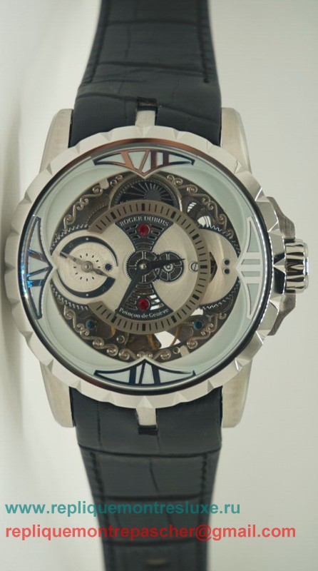 Roger Dubuis Automatique Moonphase Tourbillon RDM33