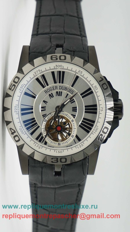 Roger Dubuis Automatique Tourbillon RDM35