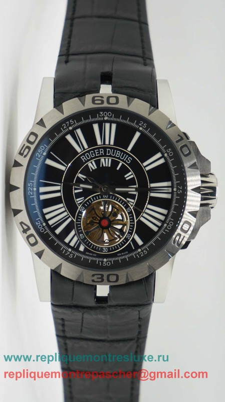 Roger Dubuis Automatique Tourbillon RDM37