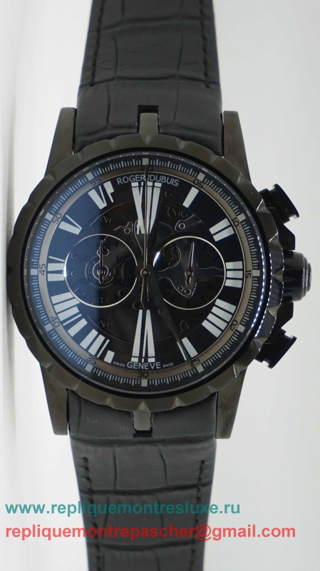 Roger Dubuis Working Chronograph RDM42