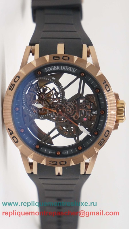 Roger Dubuis Automatique Skeleton RDM45