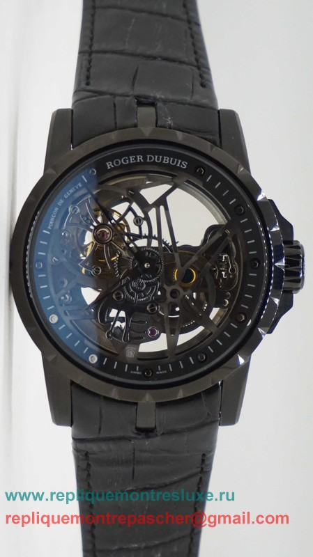 Roger Dubuis Automatique Skeleton RDM48