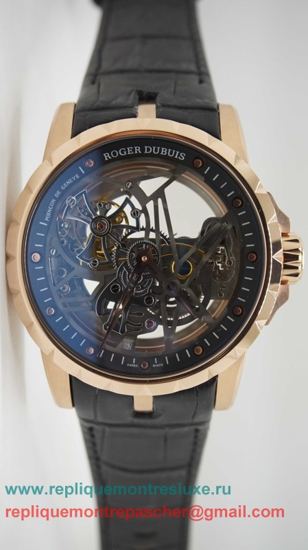 Roger Dubuis Automatique Skeleton RDM49