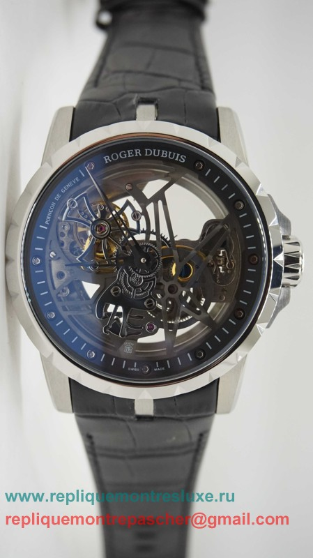 Roger Dubuis Automatique Skeleton RDM50
