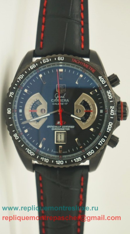 Tag Heuer Carrera Calibre 17 Working Chronograph THM10
