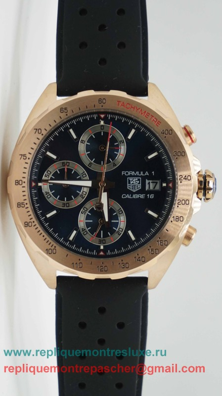 Tag Heuer Formula 1 Calibre 16 Working Chronograph THM103