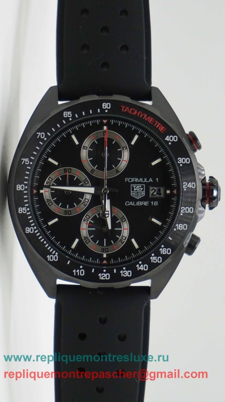 Tag Heuer Formula 1 Calibre 16 Working Chronograph THM104