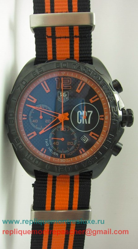 Tag Heuer Formula 1 Working Chronograph THM86