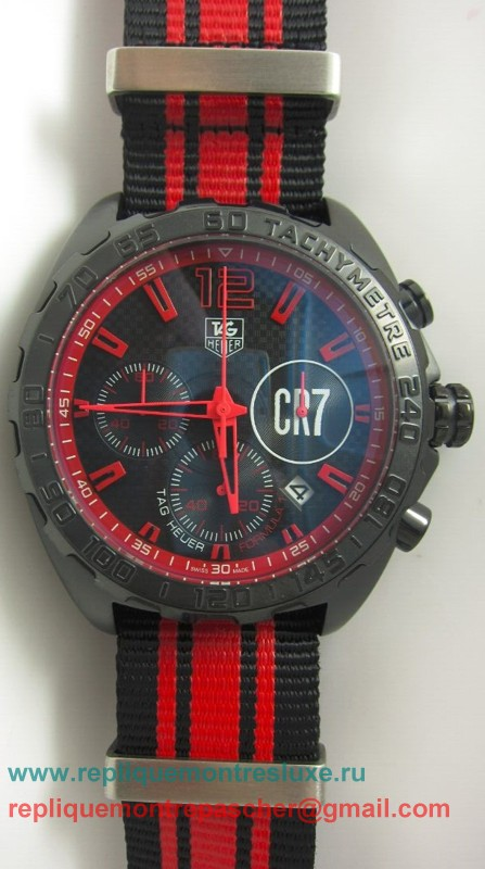 Tag Heuer Formula 1 Working Chronograph THM87