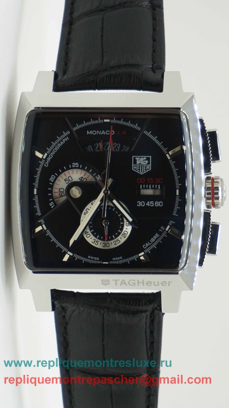 Tag Heuer Monaco Calibre 12 Working Chronograph THM88