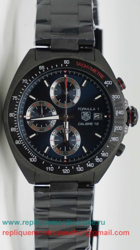 Tag Heuer Formula 1 Calibre 16 Working Chronograph S/S THM98