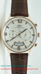 IWC Portuguese Working Chronograph ICM89