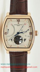 Replique Vacheron Constantin Automatique Tourbillon Power Reserve VCM93