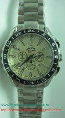Omega Seamaster GMT Working Chronograph S/S OAM65