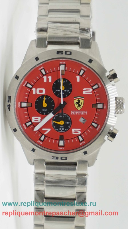 Ferrari Working Chronograph S/S FIM16