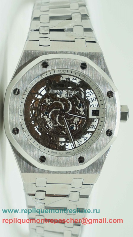 Audemars Piguet Automatique Skeleton S/S APM102