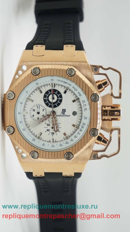 Audemars Piguet Royal Oak Offshore Survivor Working Chronograph APM88