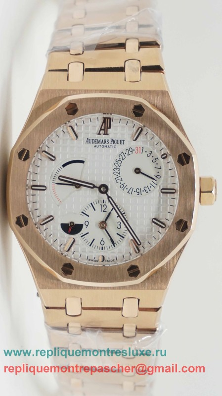 Audemars Piguet Royal Oak Automatique Working Power Reserve S/S APM90