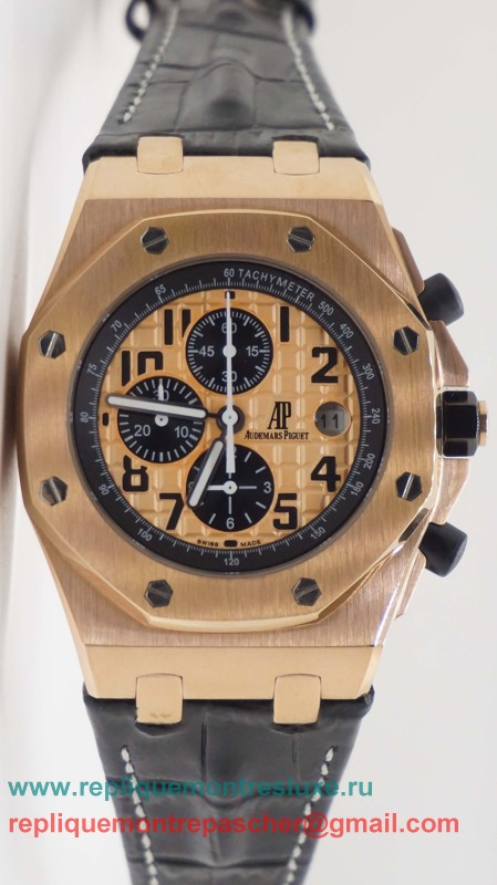 Audemars Piguet Royal Oak Offshore Working Chronograph APM91