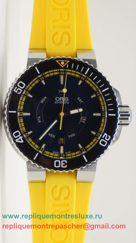 Oris Great Barrier Reef Limited Edition II Suisse ETA Automatique OSM29